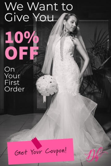Get 10% of From DeLorne Bridal